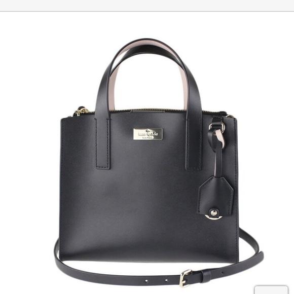 kate spade Handbags - NWT Kate Spade Annisa Putnam Crossbody Satchel